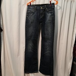 Citizens of Humanity Jean's low waist bootcut
